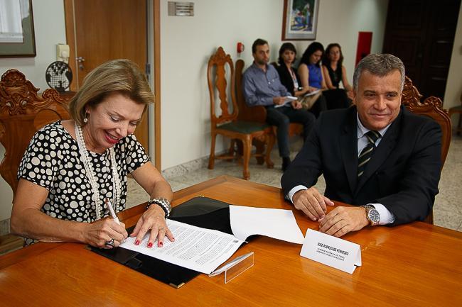 TRT e CBTU firmam acordo para divulgação de produções gráficas e em vídeo (imagem 1)