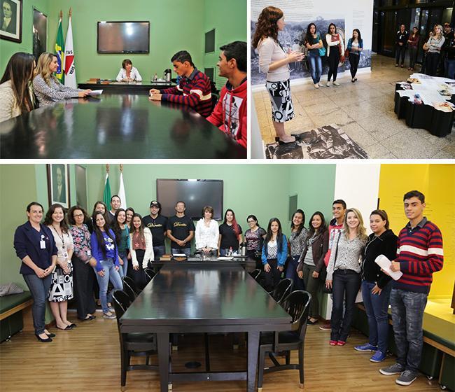 Alunos do magistrado Paulo Roberto de Castro participam do Programa Justiça e Cidadania (imagem 1)