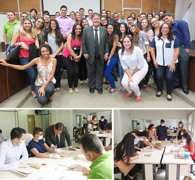 Alunos de Direito da PUC Minas visitam Laboratório de Atividades Judiciais (imagem 1)
