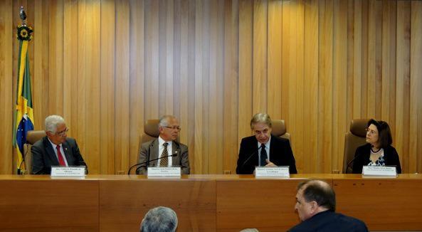 Coleprecor: primeiro dia tem balanço do CSJT e debate da Resolução 149/2015 (imagem 1)