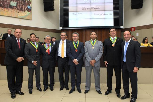 Desembargadores do TRT-MG recebem Comenda Direito e Cidadania (imagem 2)