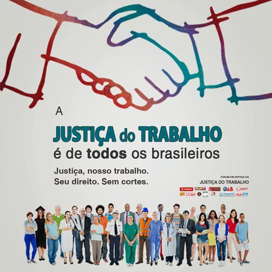TRTs mobilizam redes sociais pela valorização da Justiça do Trabalho (imagem 1)