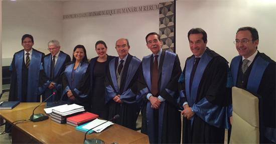 Servidora defende primeira tese de doutorado em cotutela internacional na Itália (imagem 1)