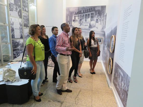 Universitários de Divinópolis conhecem o TRT3 (imagem 1)