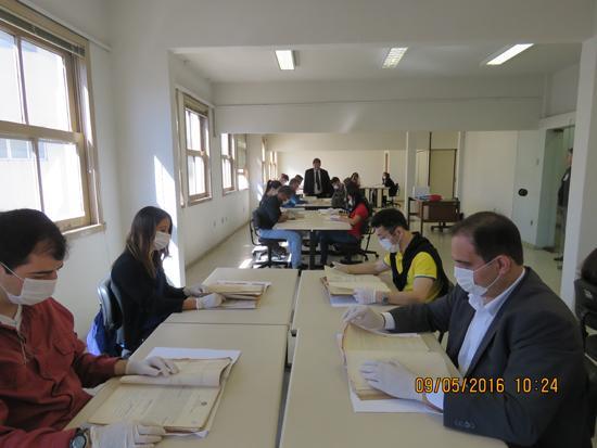 Alunos da PUC Minas visitam Laboratório de Atividades Judiciais (imagem 2)