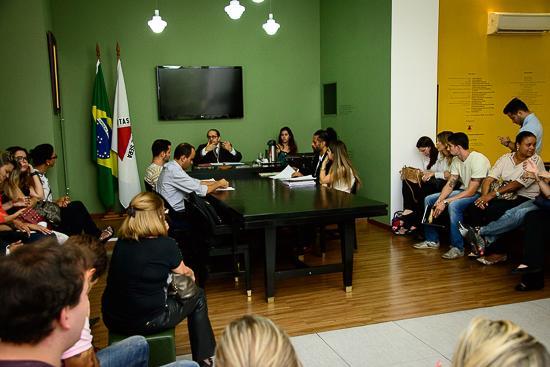 Alunos da FUMEC participam do Programa Justiça e Cidadania (imagem 1)