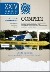 Congresso do Conpedi terá painel organizado pela Escola Judicial (imagem 1)