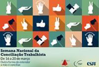 Termina nesta sexta Semana Nacional de Conciliação (imagem 1)