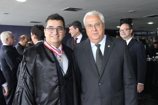TRT-MG prestigia posse de presidente do TCE-MG (imagem 1)