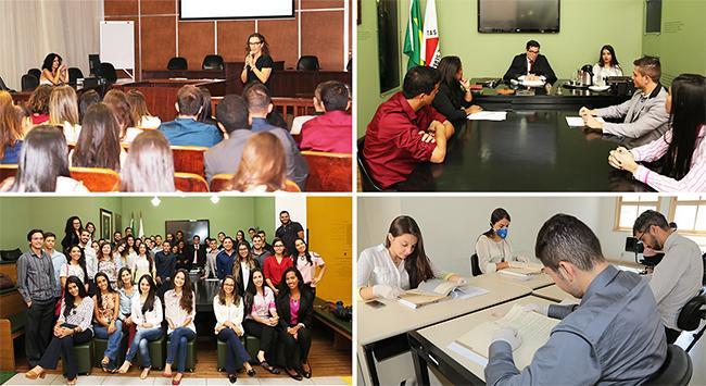 Justiça & Cidadania recebe estudantes de Ipatinga (imagem 1)