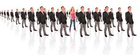 NJ Especial - Sexismo no trabalho: profissionais ainda enfrentam discriminação de gênero. (imagem 3)