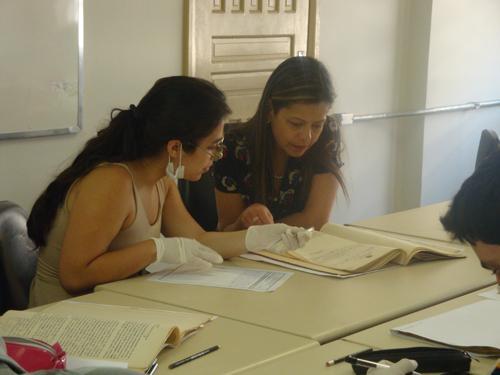 Alunos da UFMG têm aula no Laboratório de Atividades Judiciais do TRT (imagem 1)