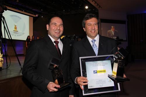 Correios e TRT-MG recebem prêmio top de marketing 2010 (imagem 1)
