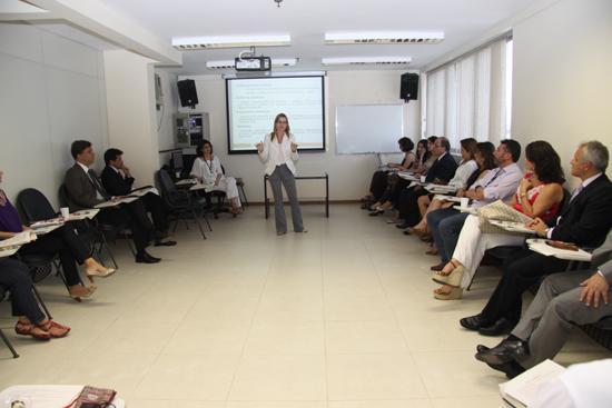 Realizada última Reunião de Análise da Estratégia de 2012 (imagem 1)