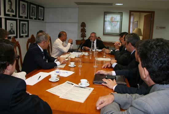 Comissão acerta detalhes para implantação do Processo Eletrônico (imagem 1)