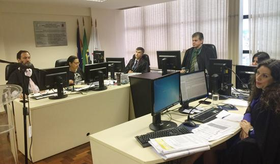 Turma Recursal de Juiz de Fora tem sua última sessão (imagem 1)