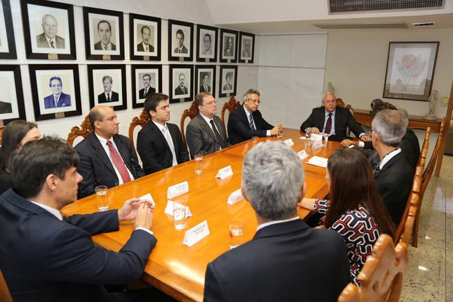 TRT-MG assina acordo de acesso à Central Eletrônica de Registro de Imóveis (imagem 2)