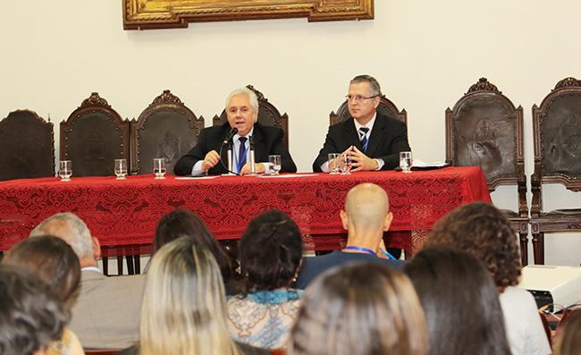 Magistrados participam de debate sobre reformas trabalhista e previdenciária (imagem 1)
