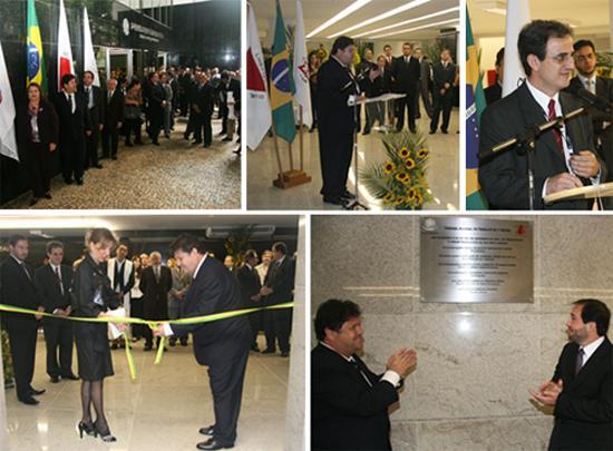 Inaugurado Fórum da Justiça do Trabalho na capital (imagem 1)