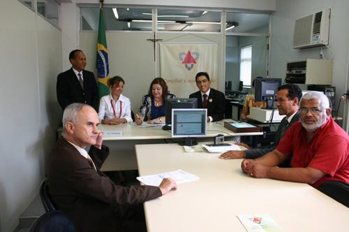 Vice-presidente administrativo do TRT participa de audiência de conciliação em Sete Lagoas (imagem 2)