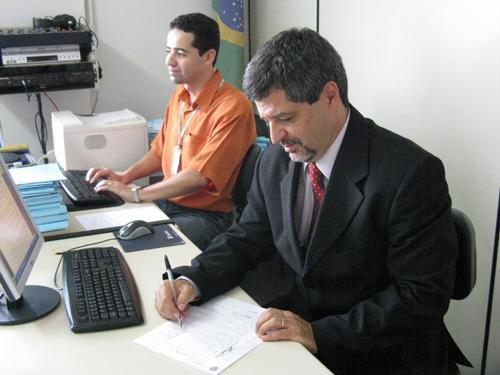 Corregedor acompanha homologação de acordo na 1ª Vara do Trabalho de Divinópolis (imagem 4)