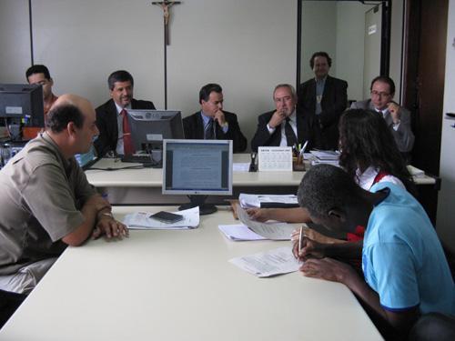Corregedor acompanha homologação de acordo na 1ª Vara do Trabalho de Divinópolis (imagem 2)