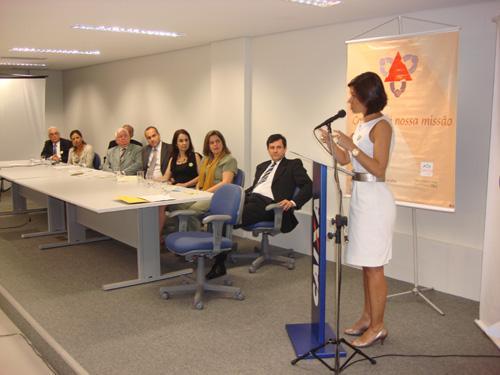 Advogada quer a classe melhor preparada para a conciliação (imagem 4)