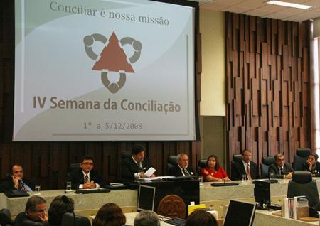 Acordos realizados durante Semana da Conciliação pelo TRT-MG ultrapassam R$100 milhões (imagem 2)