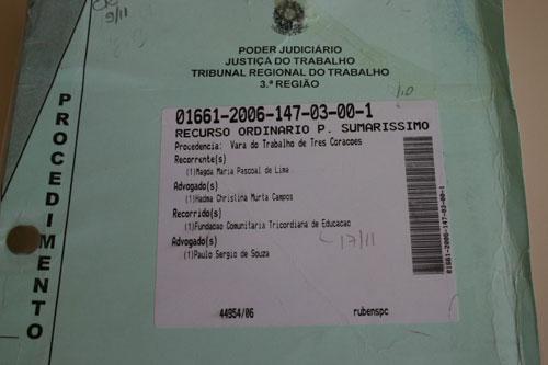 TRT disponibiliza primeiro recurso de revista digitalizado (imagem 1)