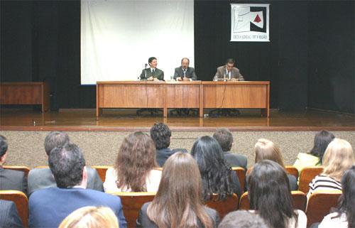 Presidente do TRT faz abertura do IV Curso de Formação Inicial de Juízes da 3ª Região (imagem 1)