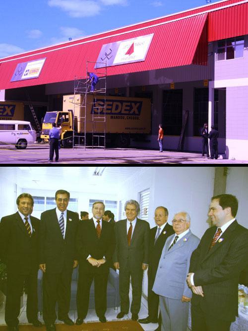 Inaugurado Centro de Logística Integrada Correios -TRT da 3ª Região (imagem 1)