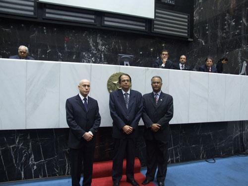 Assembléia homenageia vice-presidente judicial (imagem 1)
