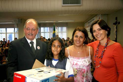 Alunos da rede pública municipal são premiados no TRT (imagem 1)