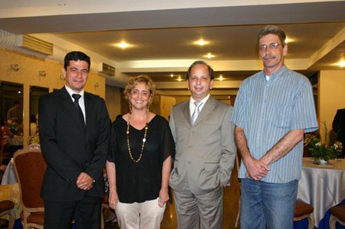 Representantes do TRT participam de encontro da Feneis (imagem 1)