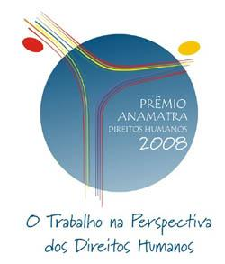 Abertas inscrições para Prêmio Anamatra/2008 (imagem 1)
