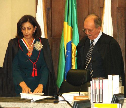 Procuradora do Trabalho é condecorada no TRT (imagem 1)