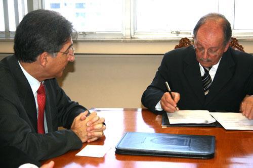 TRT e Prefeitura de BH assinam convênio (imagem 1)