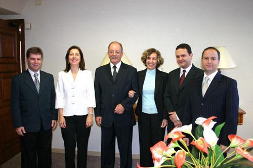 Presidente do TRT empossa juízes removidos e promovidos (imagem 1)