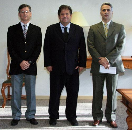Presidente do TRT-MG empossa juiz removido (imagem 1)
