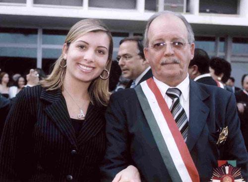Presidente do TRT recebe comenda em Brasília (imagem 2)