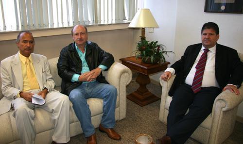 Diretor-presidente da Rádio Colonial realiza visita ao TRT-MG (imagem 1)