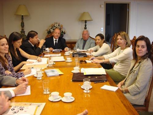 Giboski reúne-se com Comissão Permanente de Conciliação (imagem 1)