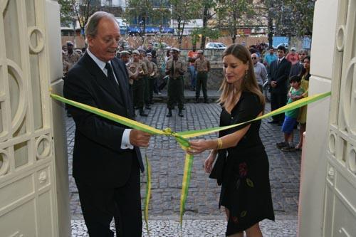 Inauguradas novas instalações da VT de São João del Rei (imagem 2)