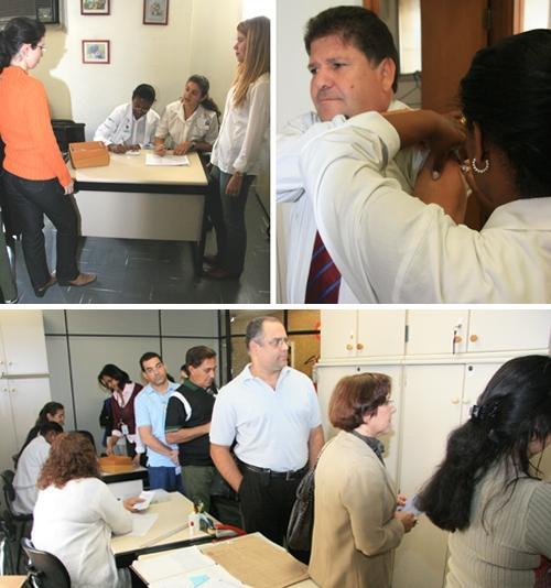 Aberta campanha de vacinação contra a gripe no TRT-MG (imagem 1)