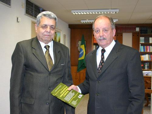 Presidente do TRT recebe representante da Fiemg (imagem 1)