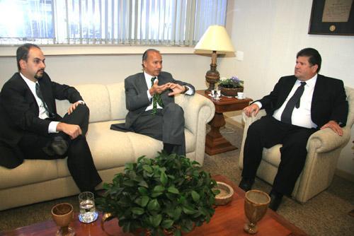 Presidente de emissoras de rádio visita TRT-MG (imagem 1)