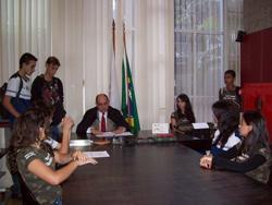 Projeto Justiça e Cidadania encerra atividades de 2008 (imagem 1)