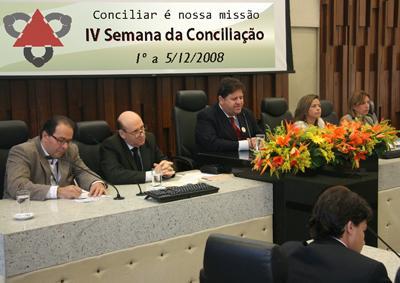 Aberta a Semana da Conciliação do TRT de Minas (imagem 2)