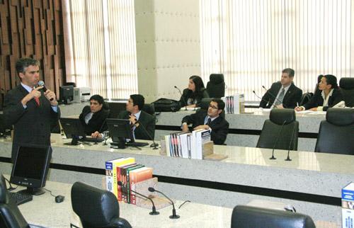 Magistrados e servidores debatem efetividade dos convênios interinstitucionais (imagem 1)