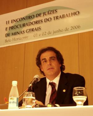 Ministro Luiz Philippe Vieira de Mello Filho